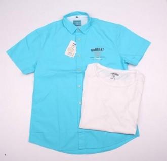 پیراهن با تی شرت مردانه 11021