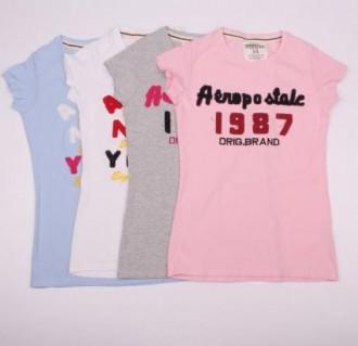 تی شرت زنانه 100628 کد 8 مارک MEROPOSTALE