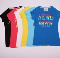 تی شرت زنانه 100628 کد 9 مارک AEROPOSTALE