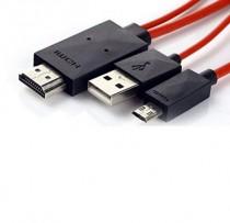 کابل اتصال موبایل به تلوزیون HDTV کد65325 (AMT)
