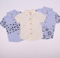 پیراهن پسرانه 110161 سایز 2 تا 6 سال مارک LCT