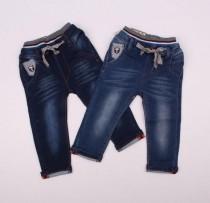 شلوار جینز پسرانه 110185 سایز 2 تا 10 سال مارک BABY