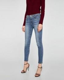 شلوار جینز 11392 سایز 34 تا 46 مارک ZARA