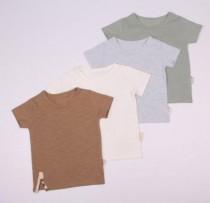 تی شرت پسرانه 110201 سایز 2 تا 6 سال کد 2 مارک DOU DOUS ZHAN