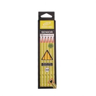 مداد مشکی 17104 بسته 12 تایی SENIOR (KH)