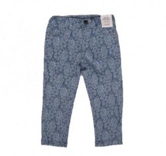 شلوار جینز کاغذی دخترانه 16365 OVS
