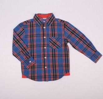 پیراهن پسرانه 100950 سایز 4 تا 10 سال مارک MEXX