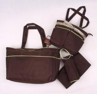 کیف مخصوص نوزاد (4 تکه) 110135 مارک Carters