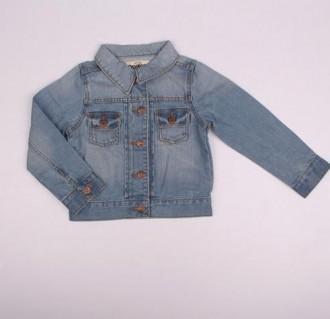 کت جینز پسرانه 110293 سایز 5 تا 7 سال مارک OSHKOSH