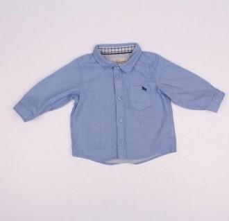 پیراهن پسرانه 110316 سایز 3 ماه تا 2 سال مارک LOGG