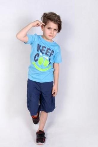 تی شرت پسرانه 110387 سایز 3 تا 8 سال مارک DAPODAPO