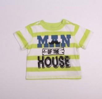 تی شرت پسرانه 110324 سایز 12 ماه تا 4 سال مارک WONDER KIDS
