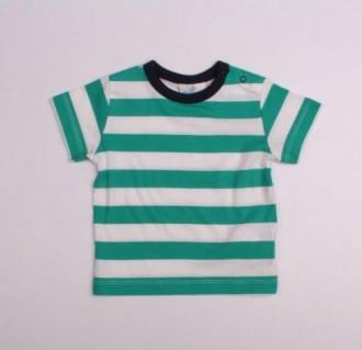 تی شرت پسرانه 110325 سایز 9 ماه تا 2 سال مارک TOPOMINI