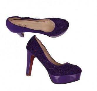کفش مجلسی زنانه 16486 سایز 36 تا 41 مارک ROOV