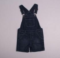 پیشبنددار جینز 110363 سایز 12 ماه تا 5 سال مارک BABY GAP