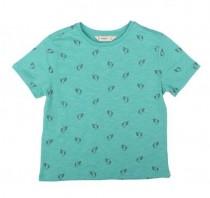 تی شرت پسرانه 16239 سایز 3 تا 6 سال مارک MANGO