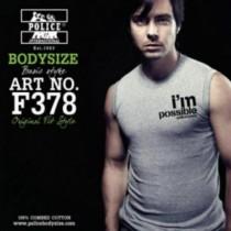 تی شرت مردانه 110514 سایز Free کد 2 مارک POLICE