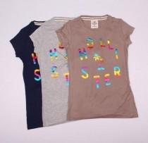 تی شرت زنانه 100628 کد 11 مارک HOLISTER