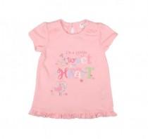 تی شرت دخترانه 13628 سایز 9 تا 24 ماه مارک CHEROKEE