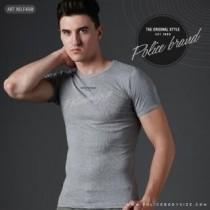 تی شرت مردانه 110514 سایز Free کد 6 مارک POLICE