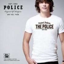 تی شرت مردانه 110514 سایز Free کد 7 مارک POLICE