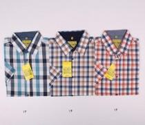پیراهن استین کوتاه مردانه 13820 مارک TEX NER