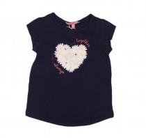 تی شرت دخترانه 13851 سایز 2 تا 10 سال مارک OVS