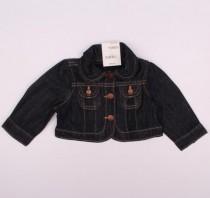 نیم تنه جینز دخترانه 110697 سایز 3 تا 24 ماه مارک BABY GAP