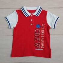 تی شرت پسرانه 20134 سایز 3 تا 36 ماه مارک LC WALKIKI