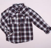 پیراهن پسرانه 110770 سایز 4 تا 14 سال مارک H&M