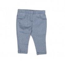 ساپورت طرح جینز 16033 سایز بدوتولد تا 24 ماه مارک NUTMEG