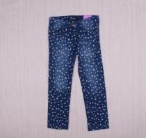شلوار جینز دخترانه 110628 سایز 4 تا 14 سال مارک GEORGE