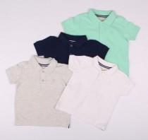 تی شرت پسرانه 16043 سایز 3 ماه تا 10 سال مارک ZARA