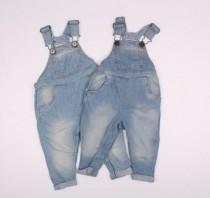 پیشبندار جینز 110740 سایز 3 ماه تا 4 سال مارک I LOVE NEXT