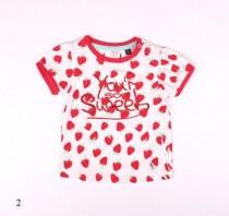 تی شرت دخترانه 13875 کد 2