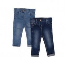 شلوار جینز دخترانه 13990 سایز 3 تا 23 ماه مارک TAPEALOEIL