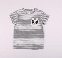 تی شرت پسرانه 13946 سایز 6 تا 18 ماه مارک LINDEX