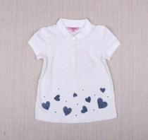 تی شرت دخترانه 13937 سایز 3 تا 9 سال مارک OVS
