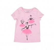 تی شرت دخترانه 13945 سایز 2 تا 7 سال مارک OSHKOSH