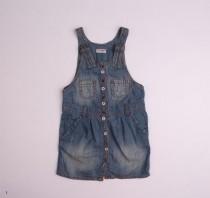 پیشبندار دامنی جینز 110620 سایز 3 تا 15 سال مارک NEXT
