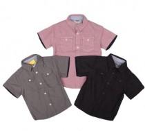 پیراهن با تی شرت پسرانه 13958 سایز 2 تا 8 سال مارک ZARA