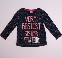 تی شرت دخترانه 110894 سایز 9 ماه تا 7 سال مارک F&F