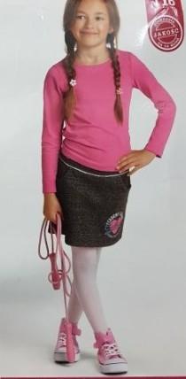 دامن دخترانه 11439 سایز 6 تا 9 سال مارک YOUNG STYLE