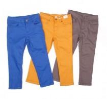 شلوار جینز 11547 سایز 2 تا 8 سال مارک yamp