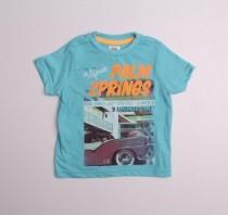 تی شرت پسرانه 110890 سایز 1 تا 7 سال مارک F&F