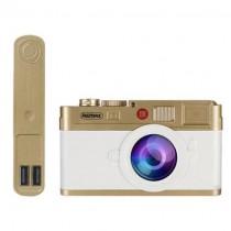 پاوربانک 10000میلی آمپری مارک ریمکس طرح دوربین کد19250