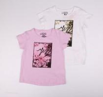 تی شرت دخترانه 13841 سایز 8 تا 16 سال مارک LOSAN