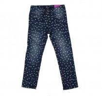 شلوار جینز دخترانه 13829 سایز 4 تا 14 سال مارک GEORGE