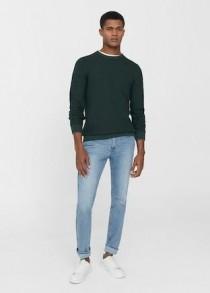 شلوار جینز مردانه 11393 سایز 36 تا 46 مارک MANGO