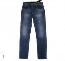 شلوار جینز مردانه 13681 BLUGI